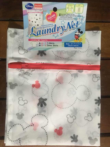 Rede Para Máquina De Lavar Mickey Daiso