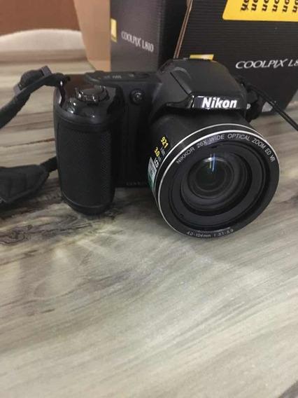 Máquina Fotográfica Digital Nikon L810