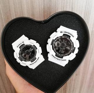Relojes En Pareja Deportivos 2 X 1 Lovers Collection Pareja