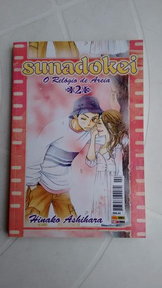 Sunadokei Nº 2 - O Relógio De Areia - Editora Panini - 2008