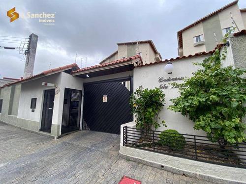 Apartamento À Venda, 70 M² Por R$ 280.000,00 - Alto Ipiranga - Mogi Das Cruzes/sp - Ap0192