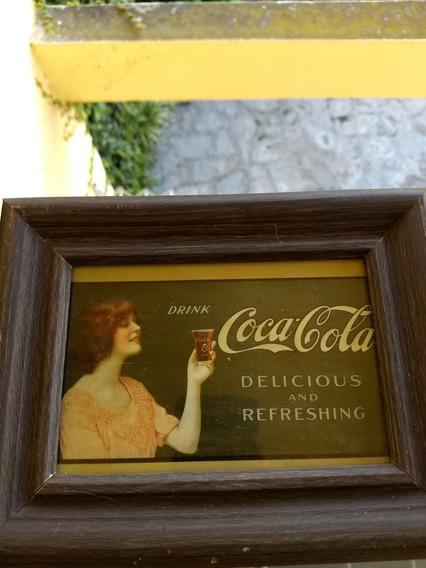 Cuadritos Con Motivos De Coca Cola