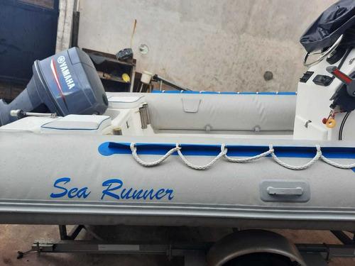 Semirigido Sea Runner 5.60 Yamaha 90 2t