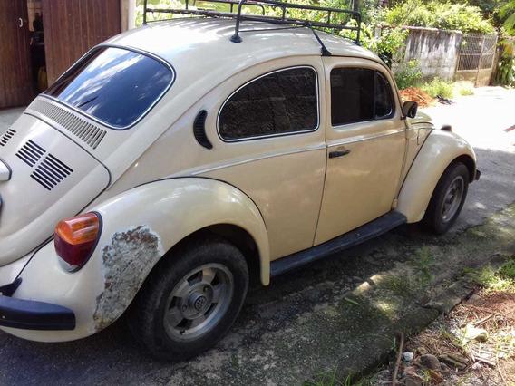 Volkswagen Fusca 1300 Ano 86