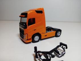 Herpa Caminhão Volvo Fh16 1/87 Em Pastico Aproveite!!!