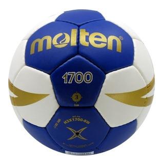 Pelota Handball Molten 1700 Oficial Ihf Handbol Nº 1 2 3 Antideslizante
