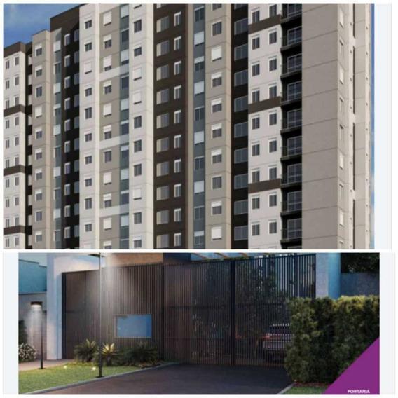 Apartamentos Com 2 Quartos Varanda E Garagem