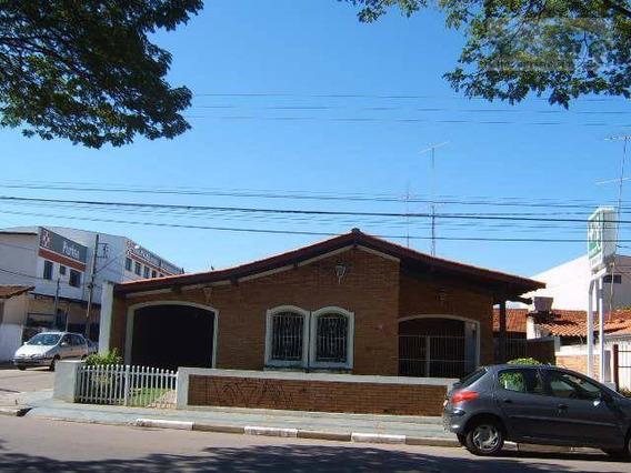 Casa Com 3 Dormitórios Para Alugar, 192 M² Por R$ 2.390/mês - Centro - Vinhedo/sp - Ca1485 - Ca1485