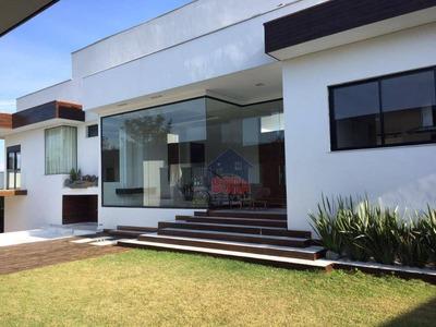 Casa Residencial À Venda, Condominio Porto Atibaia, Atibaia. - Ca0203