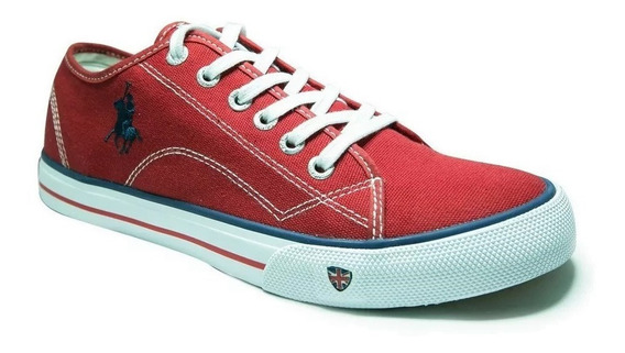 Tenis Rcb Polo Club Nuevos Original # 27.5