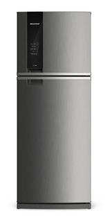 Geladeira Brastemp Brm56ak Frost Free Duplex 462l Inox 110v
