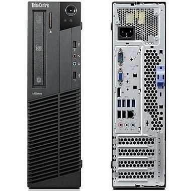 Computador Lenovo M92 Intel Core I3 4gb 160gb Dvdrw Wi-fi