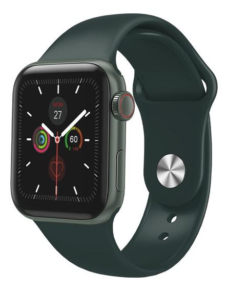 Relógio Inteligente W58 Verde Escuro