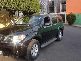 Nissan Pathfinder Se Tela Comfort 4x2 At Dz*