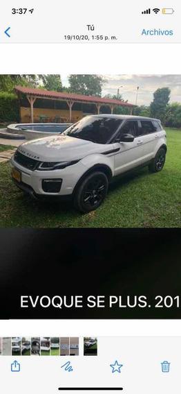 Range Rover Evoque Se Plus Evoque Se Plus