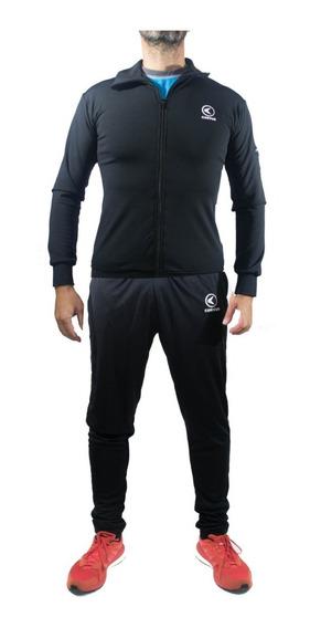 Conjunto Deportivo Hombre Pantalon + Campera Corvus Running