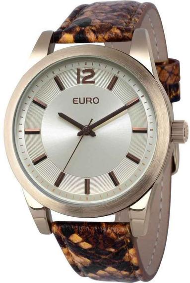 Relógio Euro Feminino Vary Eu2035lxx/2d