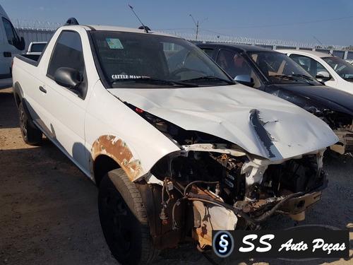 Imagem 1 de 2 de Sucata De Fiat Strada 2019 - Retirada De Pecas