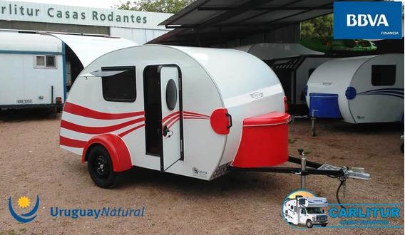 Mini Casa Rodante 0k
