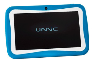 Tablet Unnic Uctk02 Kids 7 Azul Con Funda