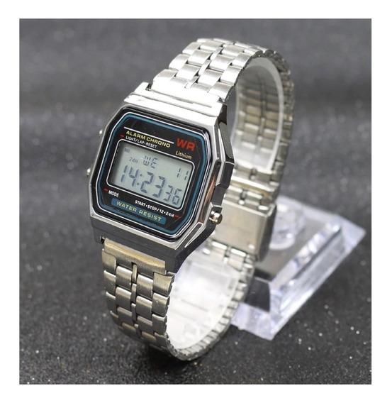Relógio Vintage Retrô Classico Masculino Feminino Unissex