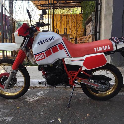 Yamaha Xt600-z Ténéré