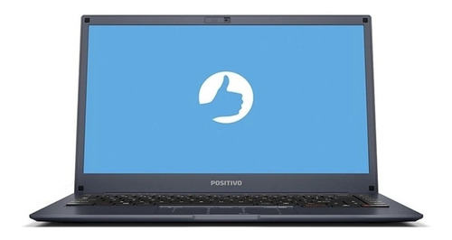 Notebook Positivo Motion 14.1 Hd Celeron Dual Core 500gb 4gb