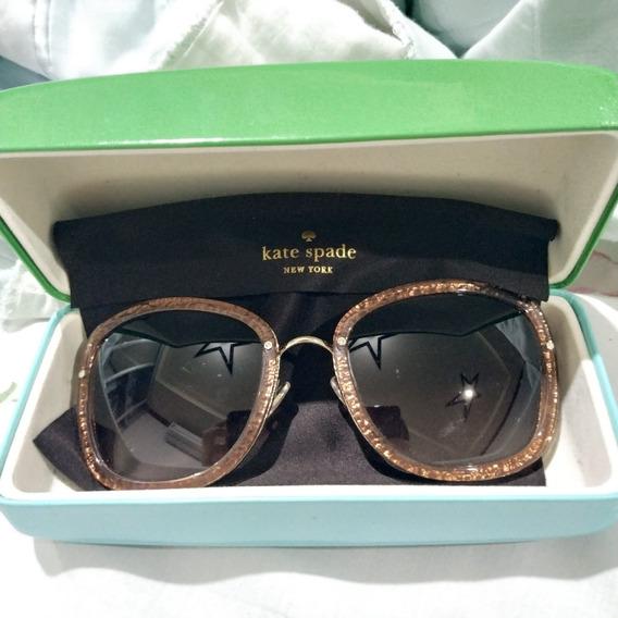 Óculos De Sol Kate Spade New York Original.