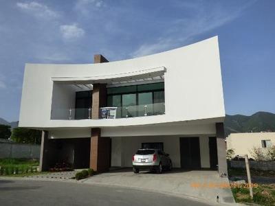 Residencia En Venta En Colonia Valle Del Vergel En Monterrey