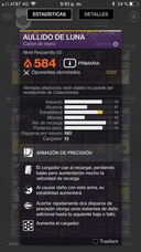 Destiny 2 Rango Afamado (2100 Puntos) Sólo Ps4 - 2 Días