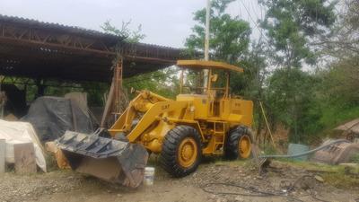 Cargador Caterpillar 916 Motor 3204 Recien Pintado