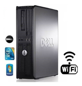 Cpu Dell Optiplex 360 Core 2 Duo E7500 /2gb Ram 160 Hd+wi-fi