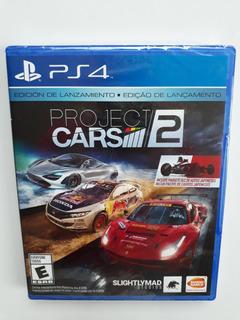 Project Cars 2 Juego Ps4 Nuevo Y Sellado.