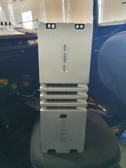 Amplificador Potencia Z2 - 1 Canal Queimado