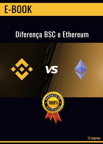 Imagem 1 de 2 de E-book Digital - Binance Smart Chain Vs Ethereum