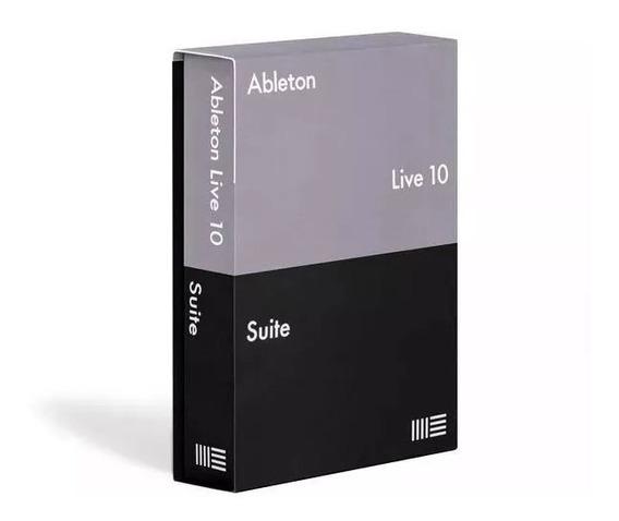 Ableton Live 10.1 Win/mac - Envio Imediato