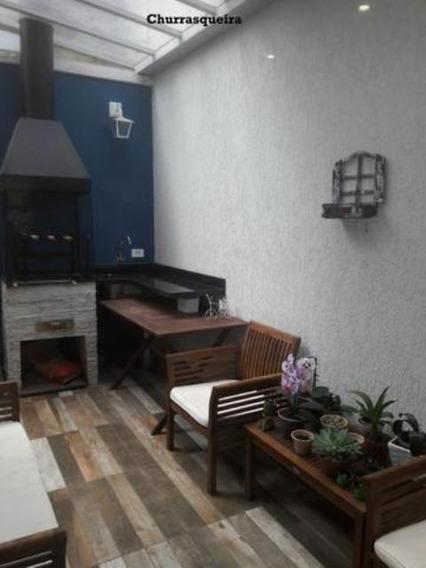 Sobrado Em Jardim Monte Kemel, São Paulo/sp De 170m² 3 Quartos À Venda Por R$ 660.000,00 - So283769