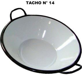 Tacho Esmaltado Nº 14 - 04 Litros