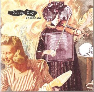 Green Day - Insomniac (cd Como Nuevo Importado De Alemania)