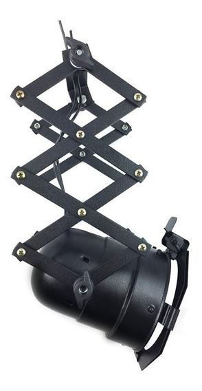 Luminária Spot Refletor Sanfona Decoração Industrial Par30