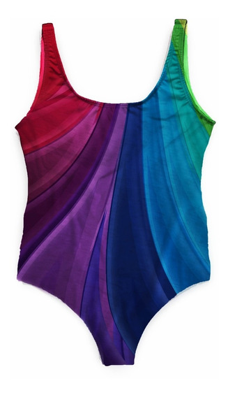Body Maiô Praia Primavera Lgbt Lgbtqi Arco Íris Rainbow