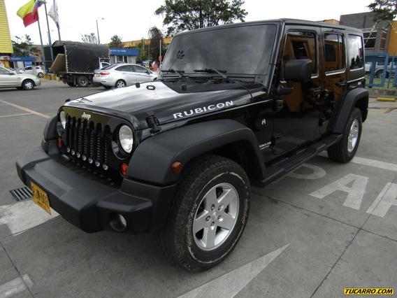 Jeep Wrangler Rubicon Diesel 2800 Cc