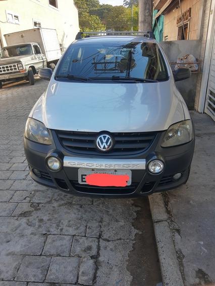Volkswagen Crossfox 2008 1.6 Total Flex 5p