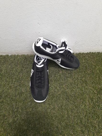 Le Coq Sportif Quartz Nylon Black
