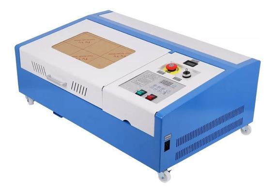 Maquina De Corte Laser De 40w De 30*20 L