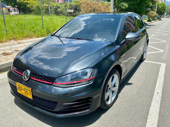 Volkswagen Golf Gti 2.0 Turbo Con Techo