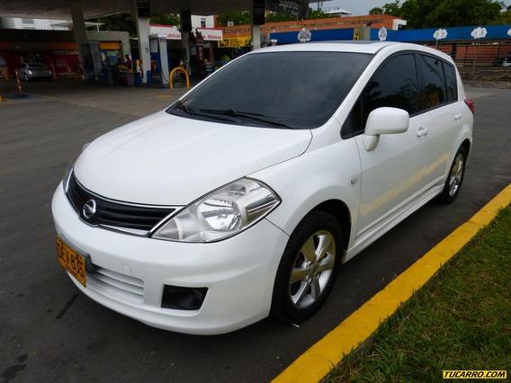 Nissan Tiida Mt 1800cc