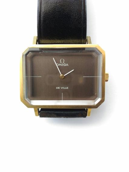 Relógio Omega 20 Microns Ouro Anos 70