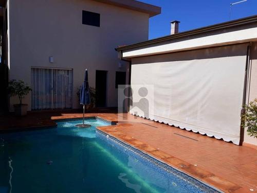 Imagem 1 de 30 de Casa Com 4 Dormitórios À Venda, 290 M² Por R$ 650.000 - Parque Industrial Lagoinha - Ribeirão Preto/sp - Ca0357
