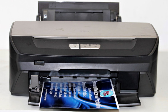 Impressora Epson R270-fotográfica Imprime Dvd